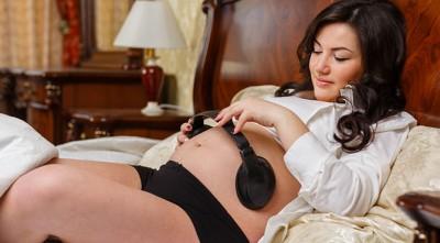7-hamile-kadin-muzik